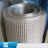 El PVC cubrió/cerca galvanizada/acoplamiento de alambre soldado para la seguridad