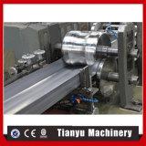 Rodillo de acero galvanizado de las sales de la puerta del obturador del rodillo que forma la máquina