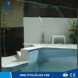 Float / Patterned / Building / Tempered / Laminated / Toughened Glass com autenticação CE