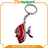 Logotipo personalizado Fashion Metal Keychain