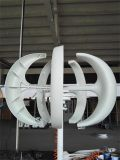 генератор энергии ветра высокого качества 300W 12V/24V миниый/вертикальная ветротурбина оси