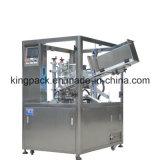 Máquina de relleno laminada aluminio del lacre del tubo