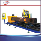 Cortador térmico do plasma do CNC da câmara de ar da máquina/metal de estaca da tubulação