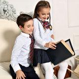 Uniforme scolastico di vendita caldo! Camicia e vestito primari dell'uniforme scolastico