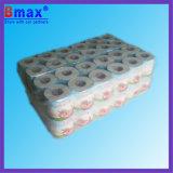 Alimentation directe en usine 2 plis du papier toilette jetables
