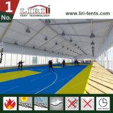 임시 스포츠 센터를 위한 까만 색깔 큰 천막