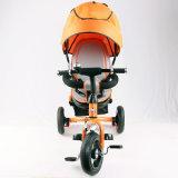 Vente en gros de tricycle à bébé bon marché 3 pièces de roue et de tricycle