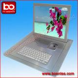 Computador desktop de Articulação para a elevação do monitor LCD com teclado e rato
