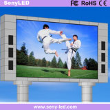 A Todo Color exterior publicidad en video Display P8 de Billboard LED