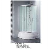 комната приложения ливня Tempered стекла 6mm ясная для ванной комнаты
