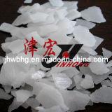 Ciq a reconnu NaOH, bicarbonate de soude caustique floconneux de 96% en alcali