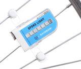 Lo stile del Rainbow raffredda l'indicatore luminoso dello Spoke dei 14 o 22 LED, indicatore luminoso della rotella del LED