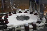 Автоматическая машина завалки бутылки воды меда