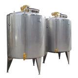 Het Mengen van de Melk van het Roestvrij staal 1000L van het voedsel Sanitaire Tank
