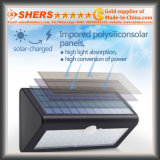 Solarbewegungs-Fühler-Wand-Licht mit 38 LED (SH-2610)