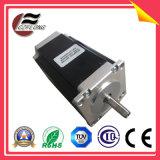 Motor de pasos eléctrico para la fresadora