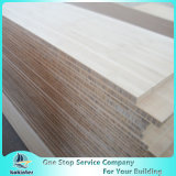 H Shape I Shape 12mm Natural Color Bamboo Plywood Furniture Board / Skate Board