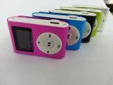 Reproductor de música MP3 con el clip y la tarjeta del TF Función de alta fidelidad Reproductor MP3