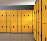 HPL Laminate Locker con 2 Tiers