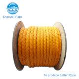 12 Slepende Kabel van de Breekweerstand UHMWPE van de bundel de Hoogstaande en Hoge met ABS Certificaat