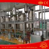 Raffineria di petrolio della macchina di raffinamento dell'olio di soia di raffinamento dell'olio vegetale piccola