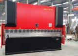 Machine à cintrer de plaque métallique hydraulique de la CE TUV (WC67)