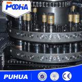 La Chine la meilleure qualité de la plaque de feuille de 4mm poinçonnage CNC Machine hydraulique