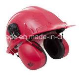 Manicotti protettivi del cappello duro/orecchio del casco di sicurezza della sega a catena di Stens/visiera