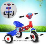 As crianças de desenhos animados de plástico de triciclo Kids o bebé não de triciclo