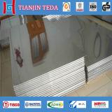 Feuille fini en miroir en aluminium avec qualité initiale