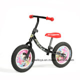 熱い販売によってカスタマイズされる赤ん坊のバランスのバイクの子供の自転車