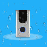 Sonnette intelligente de sonnette de WiFi d'appareil-photo sans fil de sonnette