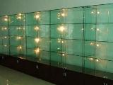 De Plank van de Hoek van de badkamers, de Plank van het Glas, de Planken van de Douche voor Decoratieve Plank