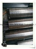 Tubo de braço lateral de aço inoxidável para armadilha de resina