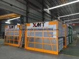 베트남에 있는 Xmt 건물 호이스트 Sc200/200 건설장비 최신 Saled