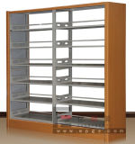 Mobília de alumínio da biblioteca da Biblioteca-Escola da biblioteca da classe superior
