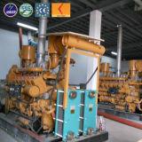 Kombinierte Erdgas-Biogas-Generator der Wärme-und Energien-Biogas-Generator-Elektrizitäts-500kw