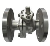 ANSI Flanged Ball Valve rf Flanged 150lb Ss304