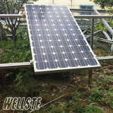Perfil de alumínio da extrusão do frame de painel solar para o módulo solar do picovolt