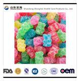 Витамина сбывания тавра OEM конфета медведя c горячего камедеобразные/витамин d камедеобразный