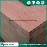madera contrachapada del anuncio publicitario de la base del álamo de 1220X2440m m