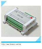16의 RS485/232 Modbus RTU 프로토콜을%s 가진 릴레이에 의하여 출력되는 먼 Io 모듈 Stc 102
