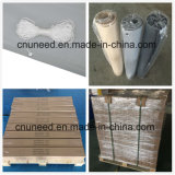 100%UV resistenza, antivento, rete fissa del coperchio del balcone del PVC di Ral1015 0.75m*6m