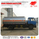 아주 새로운 10cbm - 15cbm 수용량 연료 유조 트럭