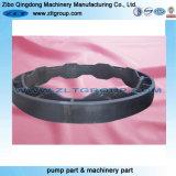 Polingの砂の送風の機械化の部分のためのカスタマイズされたステンレス鋼のリング