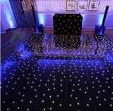 Estrella negra Dance Floor de la superficie LED
