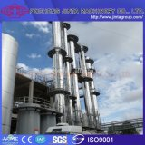 El destilador Alcohol columna/etanol el 99,9% de alcohol/etanol planta llave en mano
