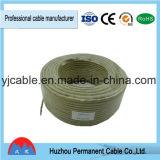 Cable de LAN de interior sin blindaje de la categoría 5e 4p 24AWG 1000 ' UTP
