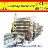 Máquina de película de alta calidad de la calandria de goma