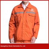 공장 도매 싼 작동되는 재킷 작업복 (W245)